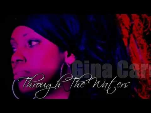 """Gina Carey New Single """"Through The Waters"""""""