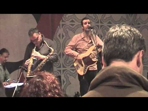 the new Enrique Tarde group playing at Europalia Brasil Brussels