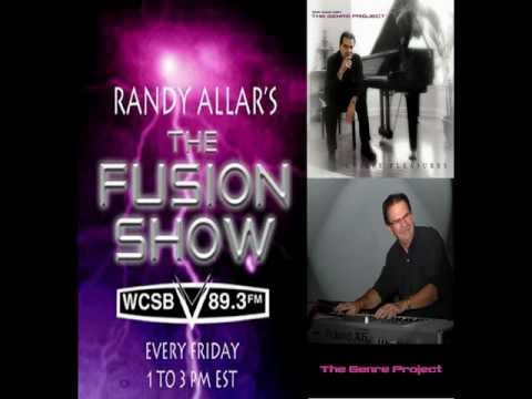 The Genre Project - The Fusion Show Interview - Bob Sworaski with Randy Allar