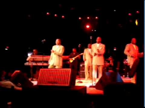 The Stylistics - Hurry Up This Way Again LIVE