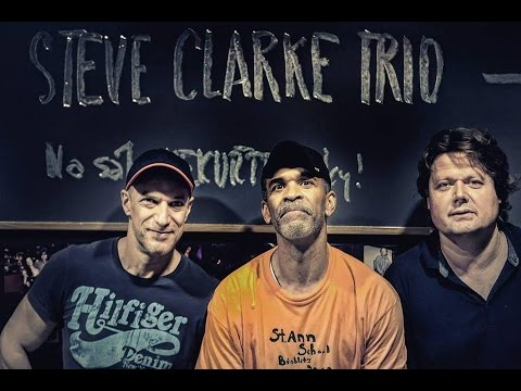 Steve Clarke Trio live in Europe - demo reel