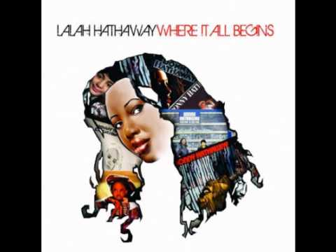Lalah Hathaway-You Were Meant For Me
