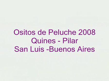 Proyecto Ositos de Peluche con Quines