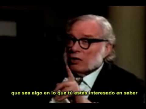 Isaac Asimov. Su visión hacia el futuro.