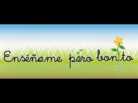 ENSÉÑAME PERO BONITO - Documental