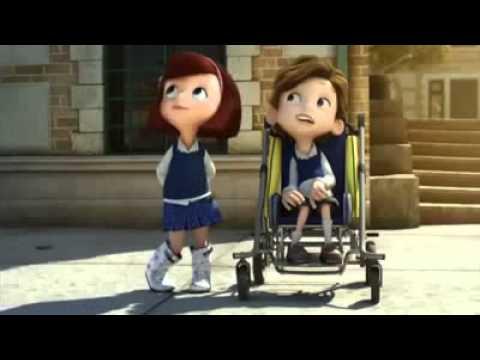 El mejor cortometraje que he visto :)