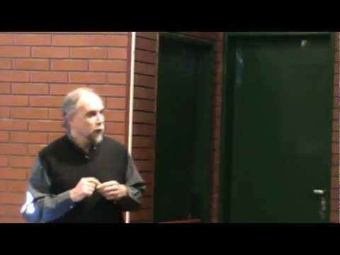 Presentacion del libro de Eduardo Levin, Agresividad y maltrato en el ámbito escolar...2a parte