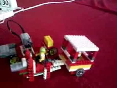 Prototipo Carruaje- Proyecto Robótica
