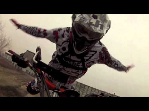 Daboot FMX Training with Luca Bertola and Alessio Ponta