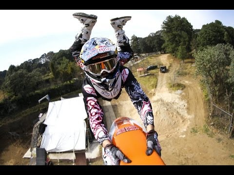 Erick Ruiz shares his journey to Red Bull X-Fighters