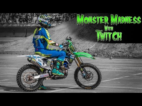 Twitch - Monster Madness