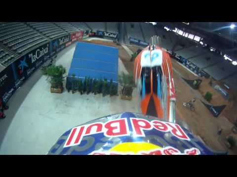 Dany Torres Practice Freestyle Master Barcelona with GoPro