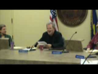Ashland Mayor John Stromberg gives his State of the City address