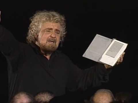 Beppe Grillo - Kindle (E-Book reader)