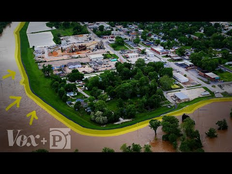 "How ""levee wars"" are making floods worse"