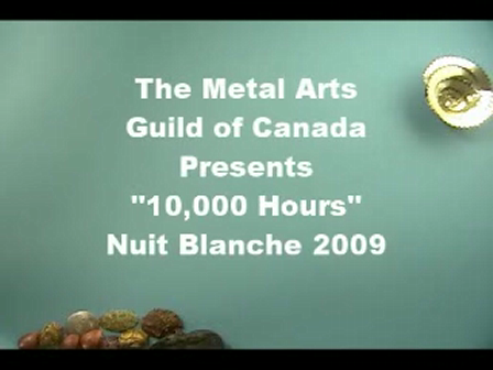 """Nuit Blanche """"10,000 Hours"""""""
