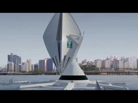 Seymourpowell Aircruise Concept - Official Video One