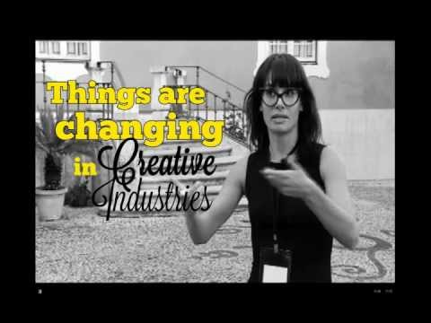 Things are changing in Creative Industries