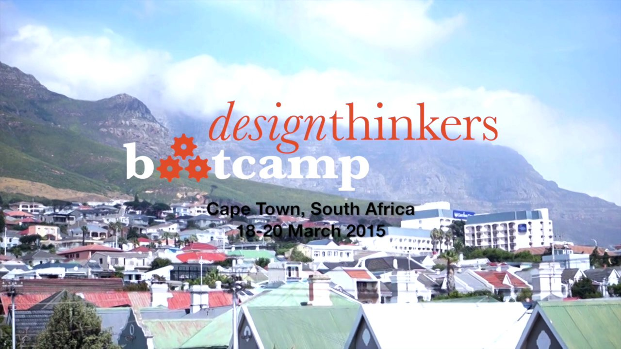 DesignThinkers Bootcamp Cape Town
