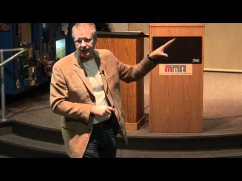 Orbiting The Giant Hairball (Lecture #4) ~ Innovation Seminar Series, Shane Farritor