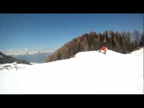 Snowboard Super Slow Motion