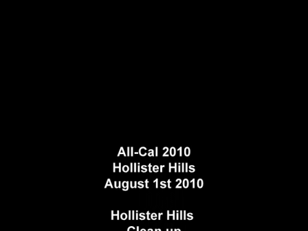 All Call and Hollister Clean up Pictures