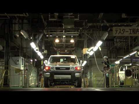 The Making of a FJ Cruiser
