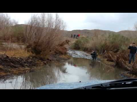 Afton Canyon Second Water Crossing 20150111