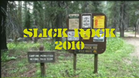 Slick Rock 2010