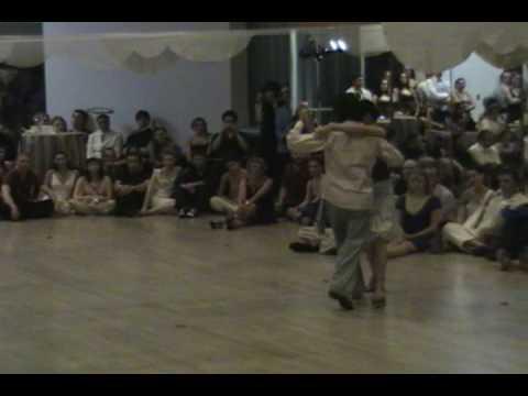 TdLM 2008 - Tango performance - Kara & Yanick 1