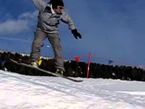 My second Jump - www.snowboarditaly.it