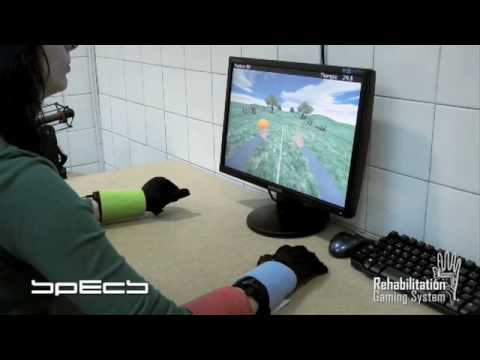 Rehabilitation: Rehabilitation Gaming System