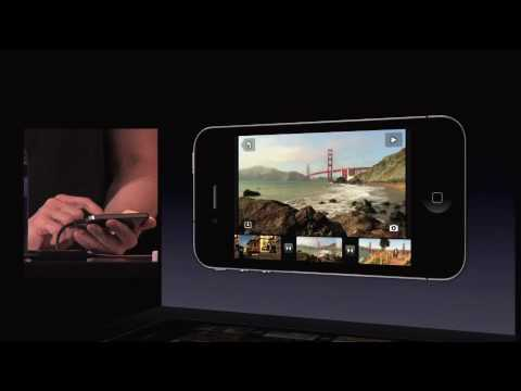 iPhone 4 Revealed (Officially)