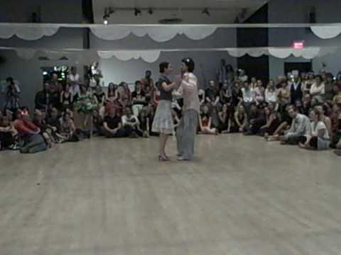 Kara Wenham & Yanick Wyler #2, Tango de los Muertos 2008