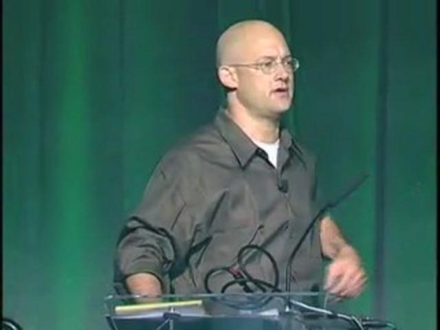 Medical Informatics: Clay Shirky Keynote ... Health 2.0 2008