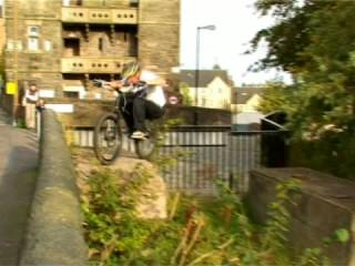 Inspired Cycles - Danny Macaskill - April 2009