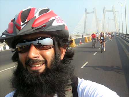 Mumbai Cyclothon Sea-link 023