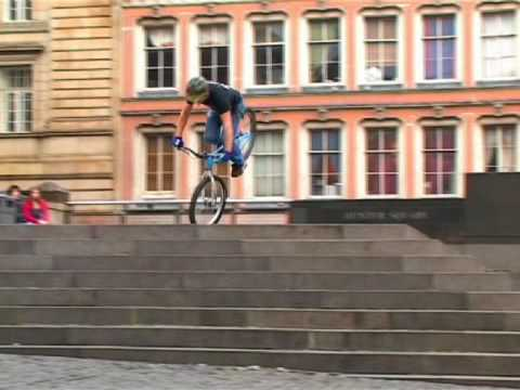 Pushpesh Baid – Inspired Cycling Video of Danny MacAskill