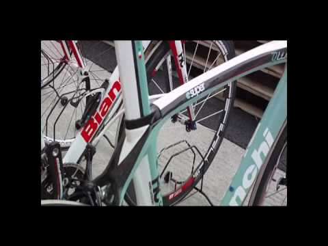 Bianchi Press Event 2010