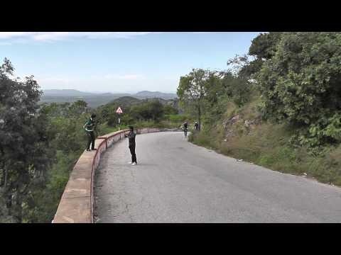 Cycling from Bangalore to Nandi Hills