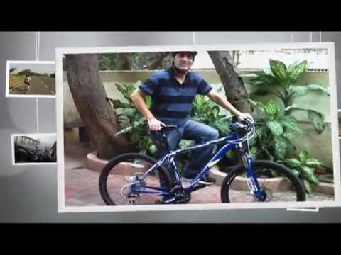 My Tribute to THE BICYCLE RIDE  (Feb 1, 2012 Version) by @rakesh anand bakshi