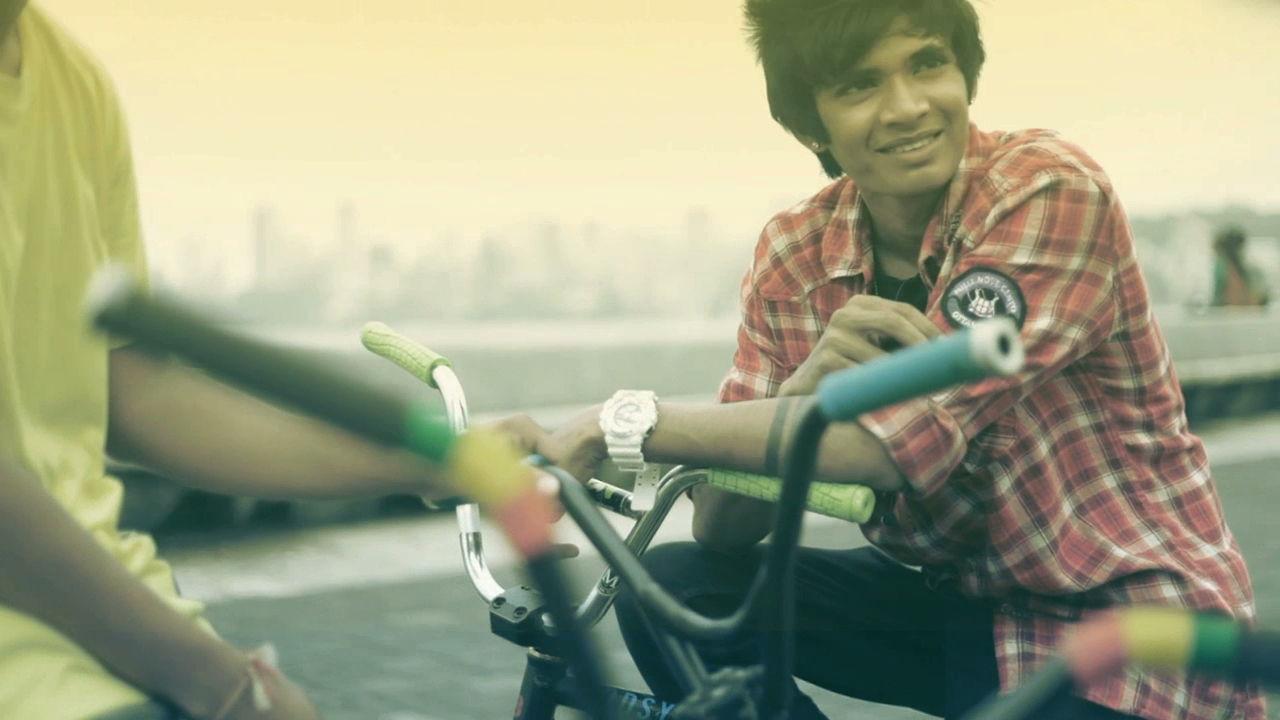 I'd Rather Ride My BMX!