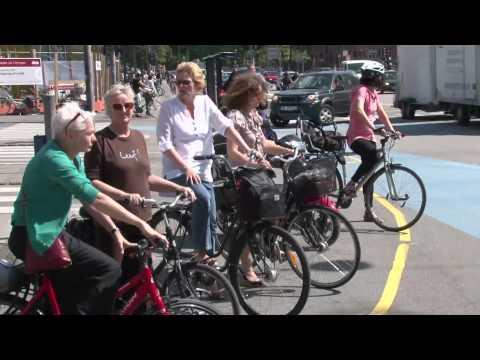 Cycling Copenhagen, Through North American Eyes