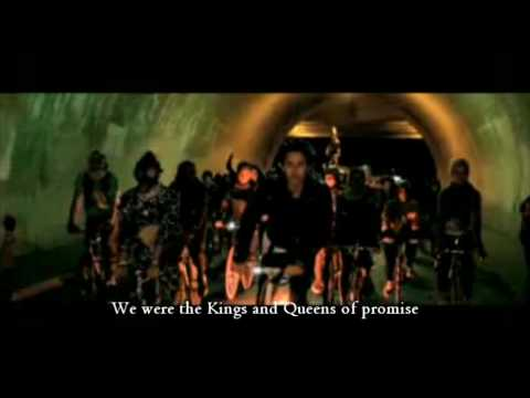 30 Seconds To Mars - Kings and Queens + Lycris HD (Official Music Video)