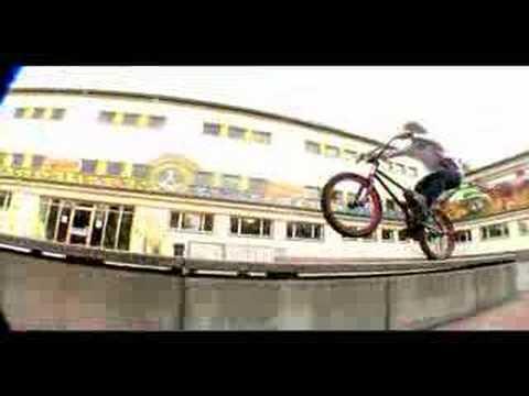 Levis BMX Commercial