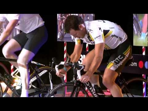 3LC - Cycling Training Workout Videos with Mark Cavendish & Olympic Gold Medalist Pete Kennaugh