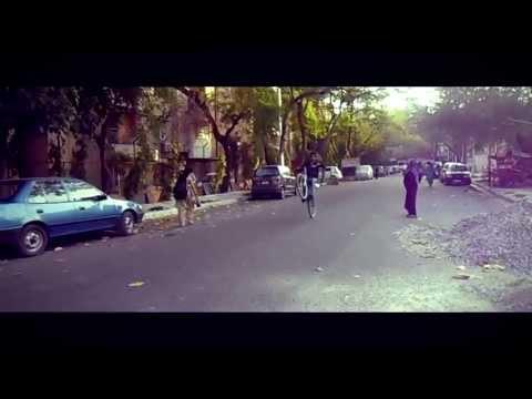 Delhi Bicycle Stunt By Stunt Boy Amzad