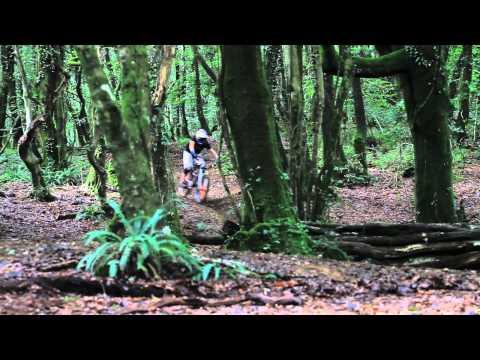 Mountain Bike Versus Motorbike