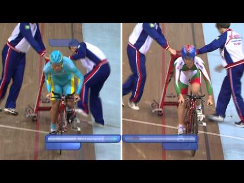 Men's Omnium 1km Time Trial - 2013 UCI World Track Championships, Minsk