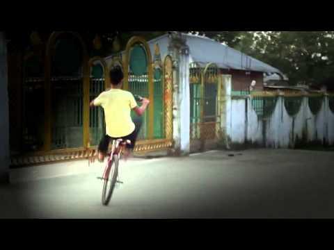 Pushpesh Baid – cycling stunts – Pushpesh Baid